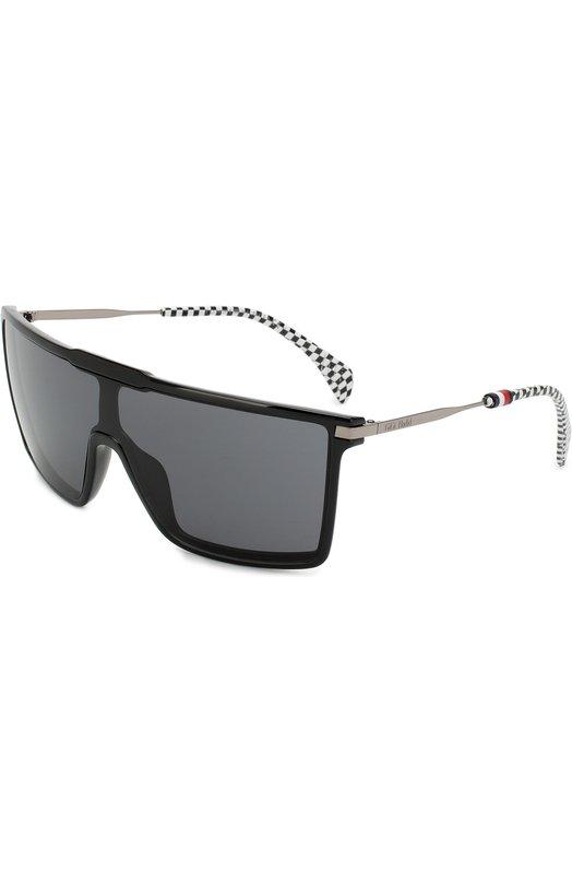 Купить Солнцезащитные очки Tommy Hilfiger, GIGI HADID4 807, Словения, Черный