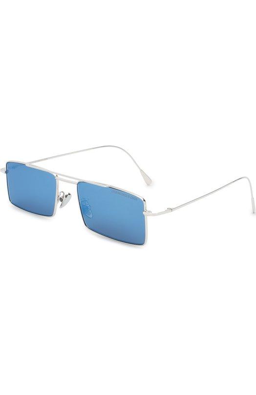 Купить Солнцезащитные очки CutlerandGross, 1308PPL02, Италия, Синий