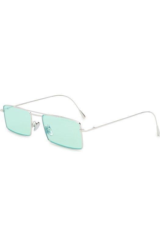 Солнцезащитные очки CutlerandGross, 1308PPL07, Италия, Бирюзовый  - купить