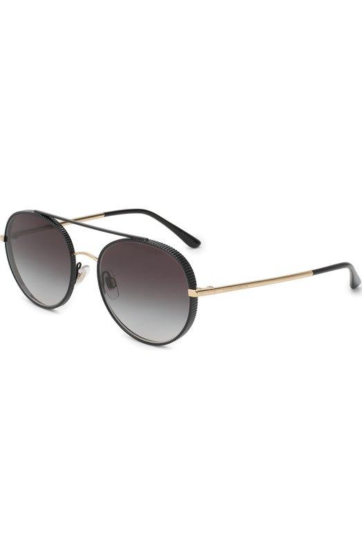Купить Солнцезащитные очки Dolce & Gabbana, 2199-13128G, Италия, Черный