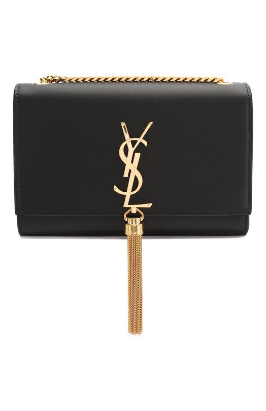 Купить Сумка Monogram Kate small Saint Laurent, 474366/C150J, Италия, Черный, Кожа натуральная: 100%;