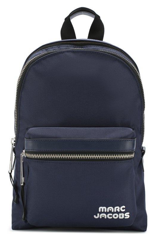 Купить Рюкзак Trek Pack medium Marc Jacobs, M0014031, Китай, Темно-синий, Текстиль: 100%;