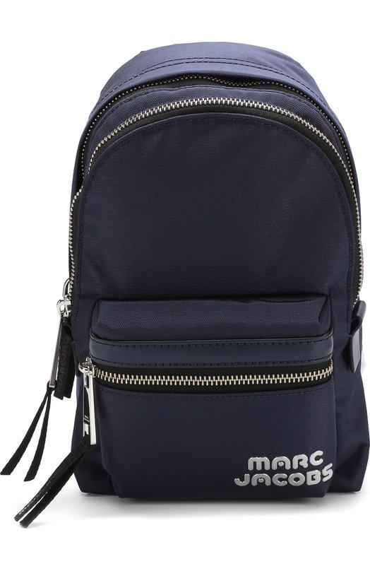 Купить Рюкзак Trek Pack Mini Marc Jacobs, M0014032, Китай, Темно-синий, Текстиль: 100%;