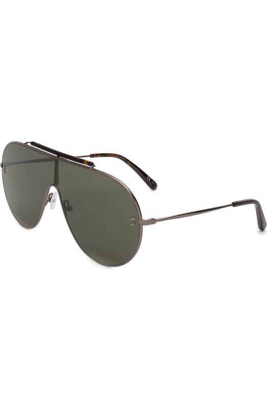 Купить Солнцезащитные очки Stella McCartney, 0056 002, Китай, Черный