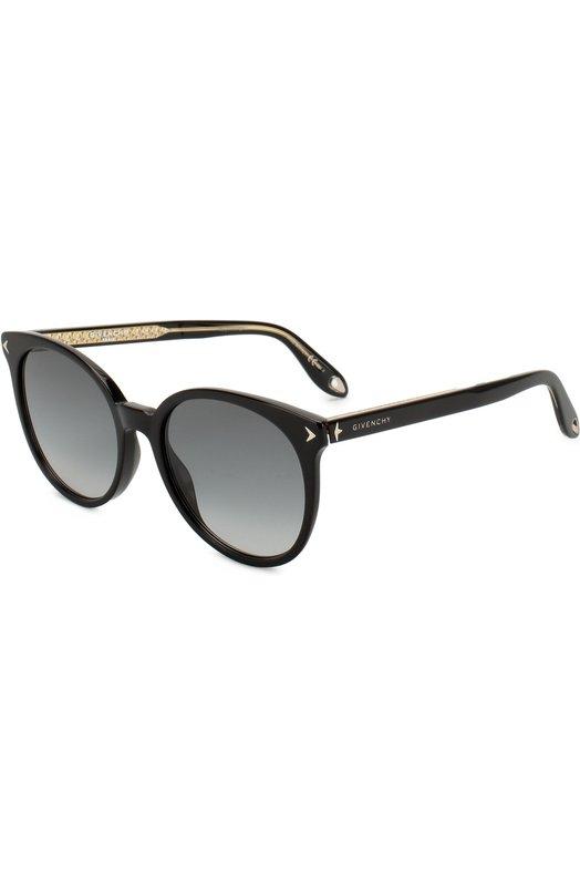 Купить Солнцезащитные очки Givenchy, 7077 807, Италия, Черный