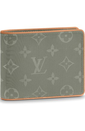 Бумажник Multiple Wallet Louis Vuitton серого цвета | Фото №1