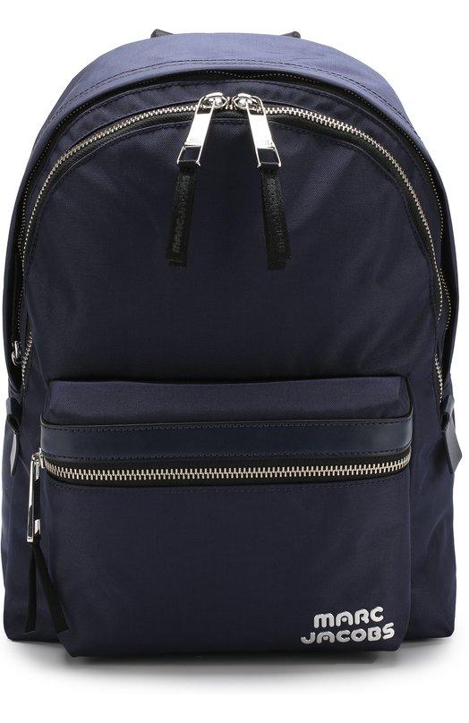Купить Рюкзак Trek Pack large Marc Jacobs, M0014030, Китай, Темно-синий, Текстиль: 100%;