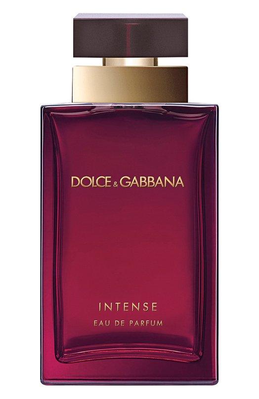 Купить Парфюмерная вода Pour Femme Intense Dolce & Gabbana, 3020705DG, Италия, Бесцветный