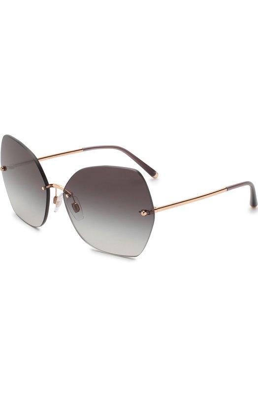 Купить Солнцезащитные очки Dolce & Gabbana, 2204-12988G, Италия, Черный