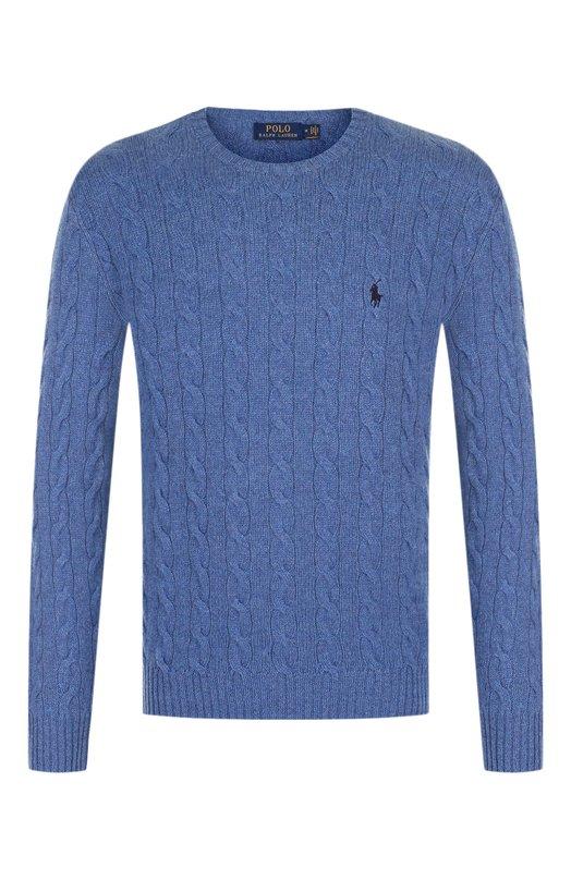 Джемпер из смеси шерсти и кашемира Polo Ralph Lauren