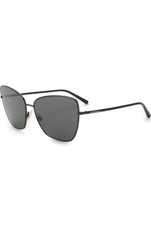 Купить Солнцезащитные очки Dolce & Gabbana, 2208-01/87, Италия, Черный