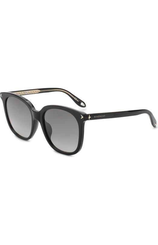 Купить Солнцезащитные очки Givenchy, 7085/F 807, Италия, Черный