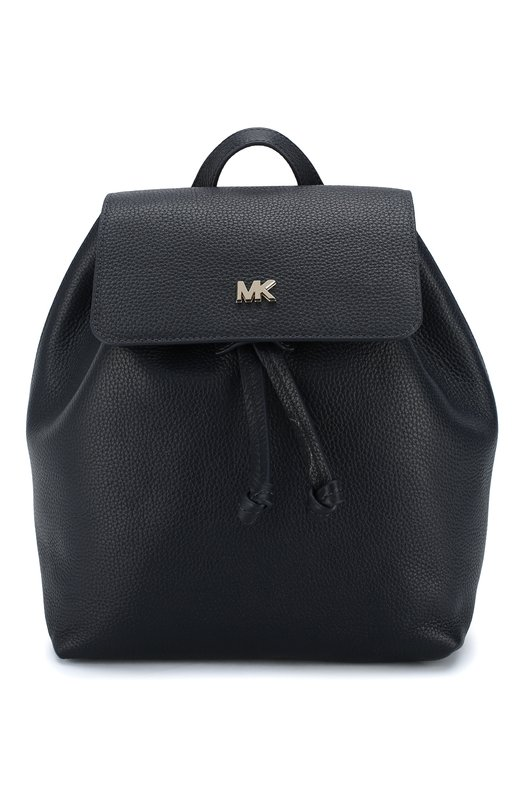 Купить Рюкзак Junie medium MICHAEL Michael Kors, 30T8TX5B2L, Индонезия, Темно-синий, Кожа натуральная: 100%;