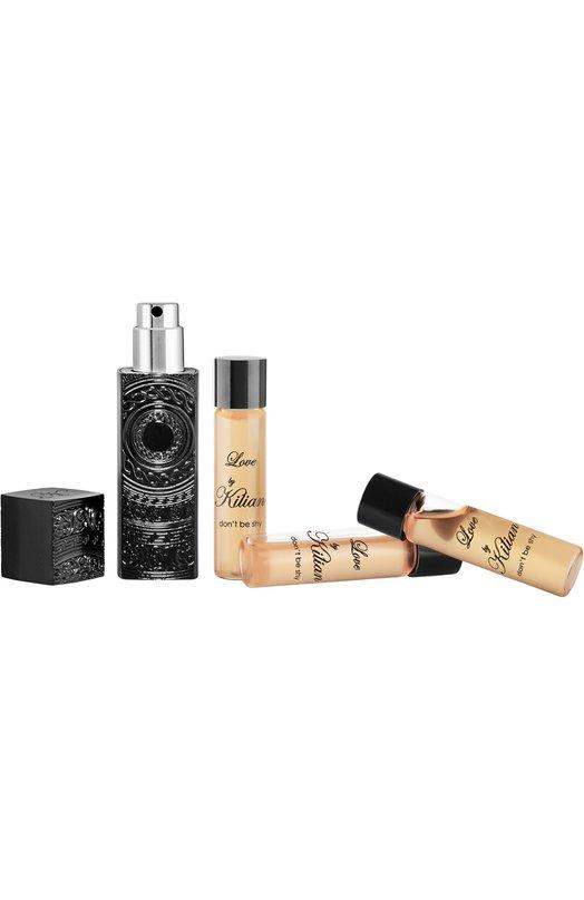Купить Набор для путешествия парфюмерная вода Love Don't Be Shy Kilian, 3760167028015, Франция, Бесцветный