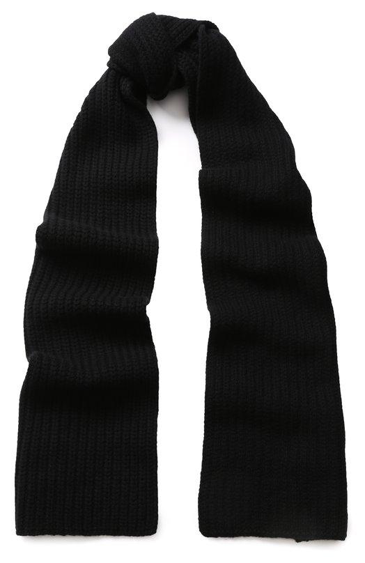 Купить Шерстяной шарф Joseph, JF001834, Китай, Черный, Шерсть: 100%;