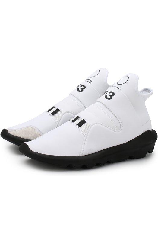 Текстильные кроссовки Suberou Y-3