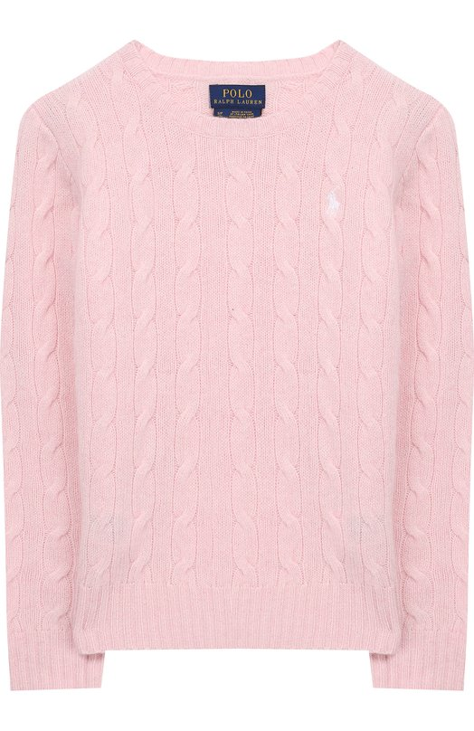 Пуловер из смеси шерсти и кашемира Polo Ralph Lauren