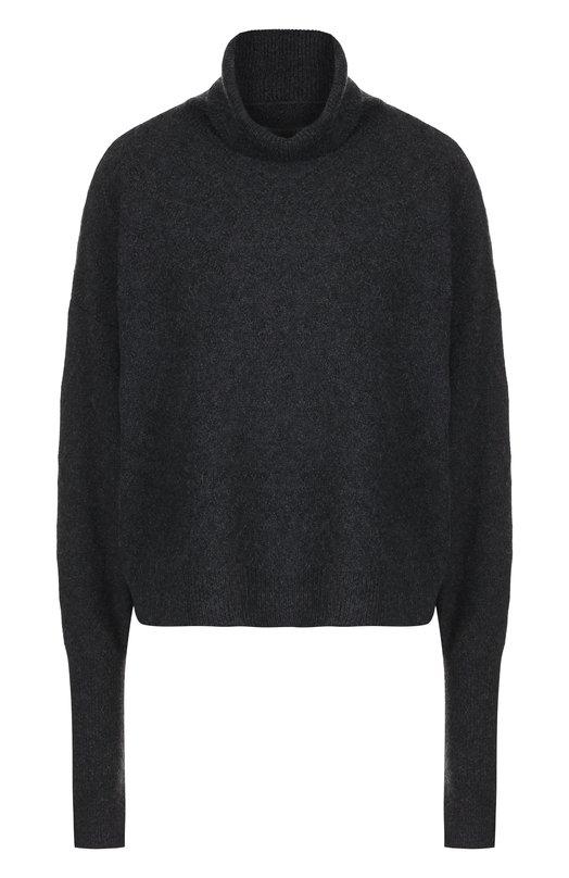 Кашемировый пуловер с высоким воротником Maison Margiela