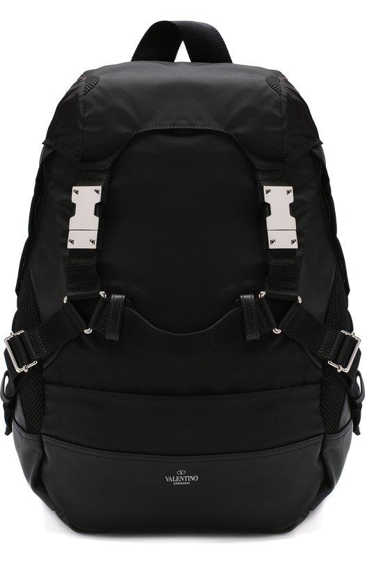 Текстильный рюкзак Valentino Garavani Bounce Valentino
