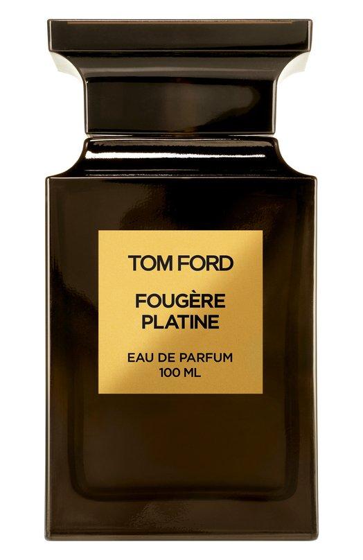 Купить Парфюмерная вода Fougere Platine Tom Ford, T77E-01, Франция, Бесцветный