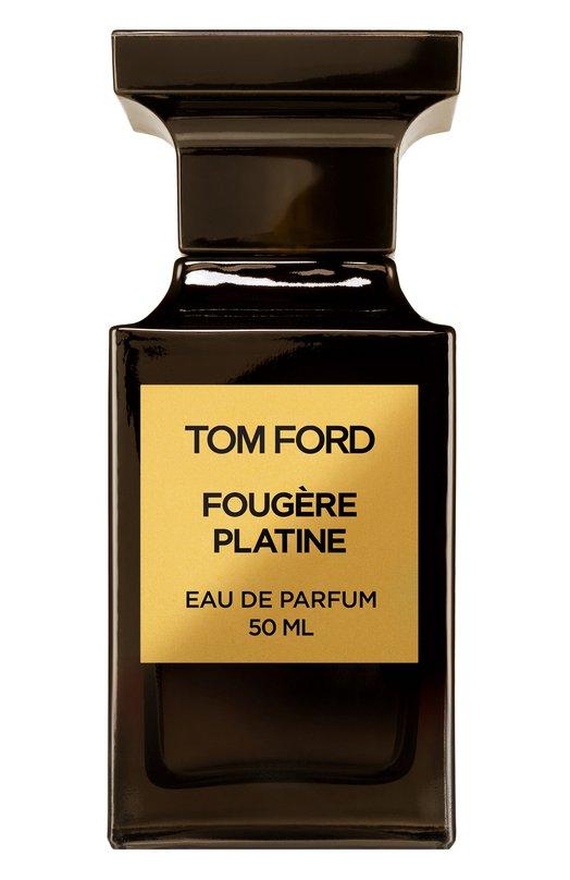 Купить Парфюмерная вода Fougere Platine Tom Ford, T6H4-01, Франция, Бесцветный