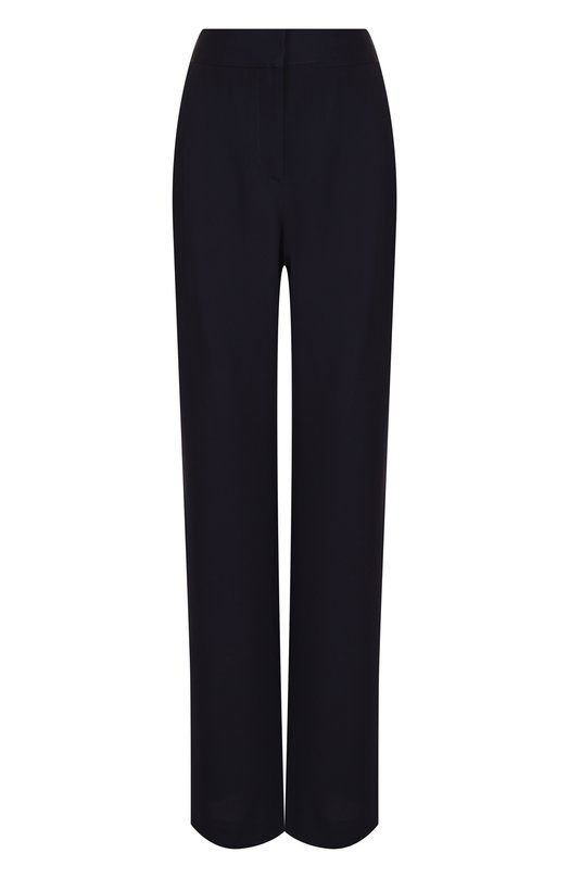 Купить Однотонные брюки из вискозы See by Chloé, CHS18APA15038, Португалия, Синий, Вискоза: 100%;
