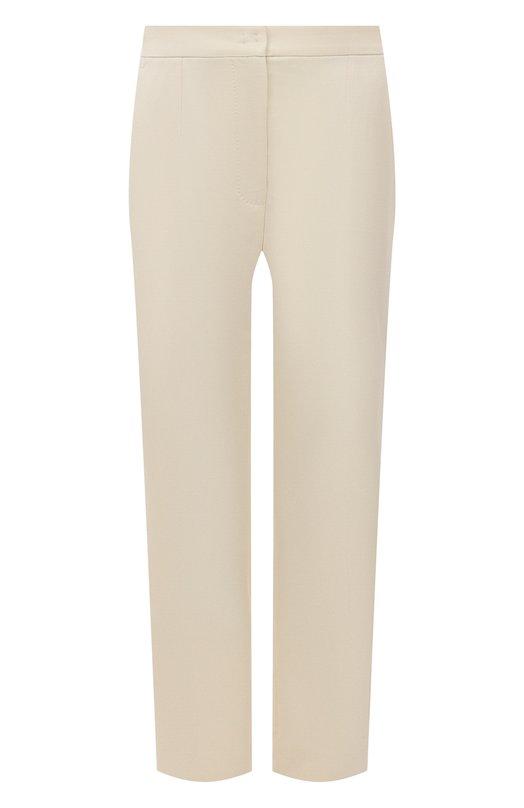 Укороченные шерстяные брюки  Dolce & Gabbana