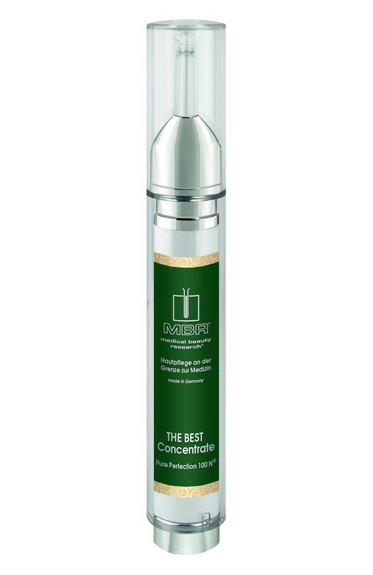 Купить Сыворотка для лица The Best Concentrate Pure Perfection 100N Medical Beauty Research, 1443, Германия, Бесцветный