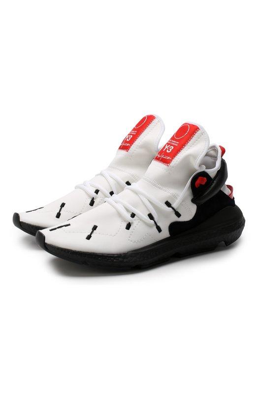 Комбинированные кроссовки KUSARI II на шнуровке Y-3