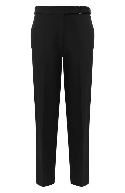 Купить Укороченные брюки со стрелками Proenza Schouler, R1846016-AY085, Италия, Черный, Вискоза: 91%; Эластан: 9%;