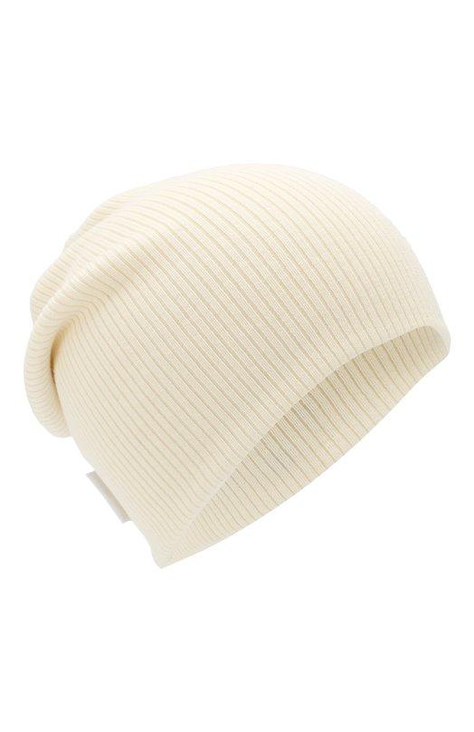 Купить Шерстяная шапка с отделкой Golden Goose Deluxe Brand, G33WA195.A3, Италия, Белый, Шерсть: 100%;