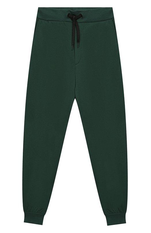 Купить Хлопковые джоггеры Fendi, JMF158/A4RA/3A-5A, Португалия, Зеленый, Хлопок: 100%;