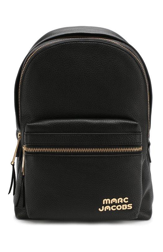 Купить Рюкзак Trek Pack medium Marc Jacobs, M0014268, Китай, Черный, Кожа натуральная: 100%;