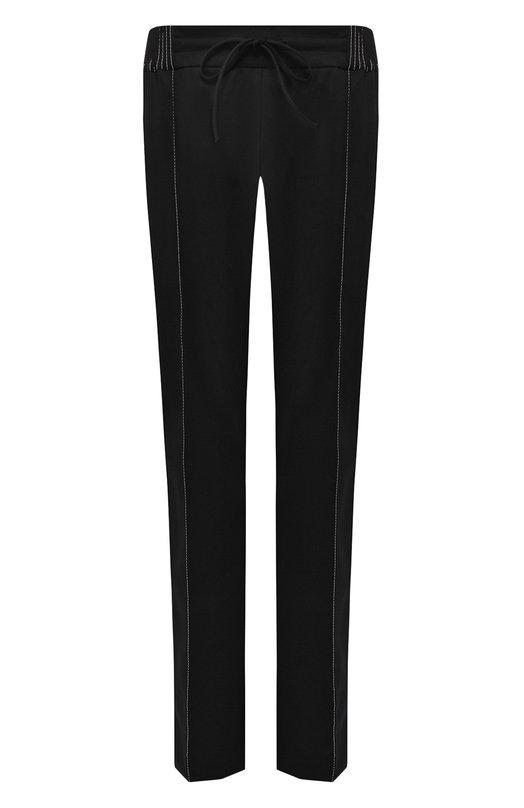 Укороченные брюки с эластичным поясом  Valentino