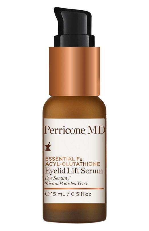 Купить Подтягивающая сыворотка для век с ацил-глутатионом Essential Fx Perricone MD, 651473535706, США, Бесцветный
