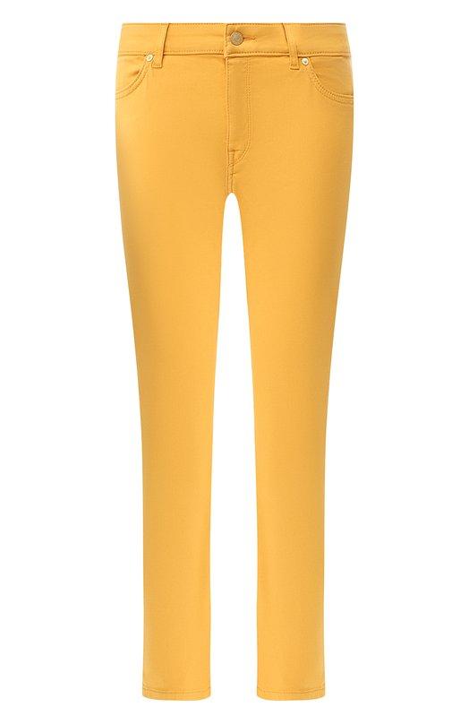Укороченные джинсы-скинни Escada Sport Escada Sport