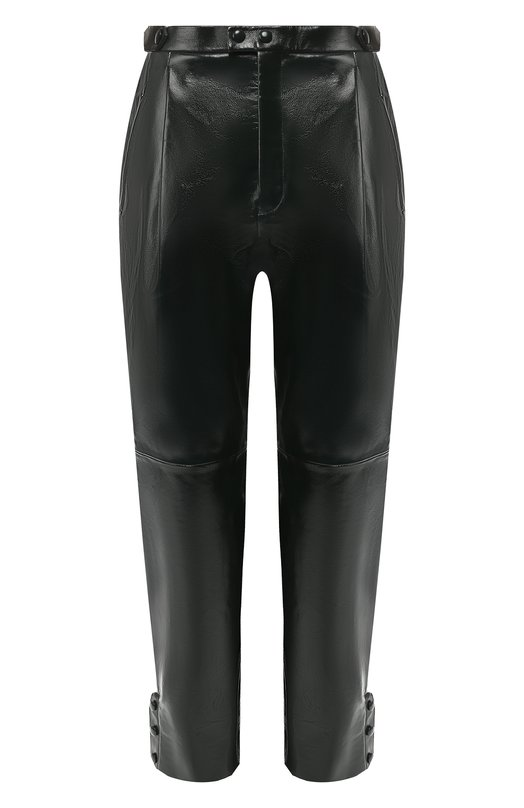 Кожаные брюки  Givenchy