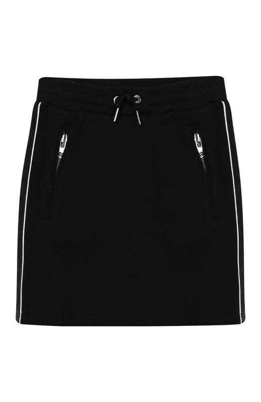 Мини-юбка из хлопка и вискозы Givenchy