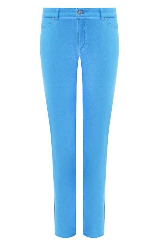 Укороченные джинсы прямого кроя Escada Sport