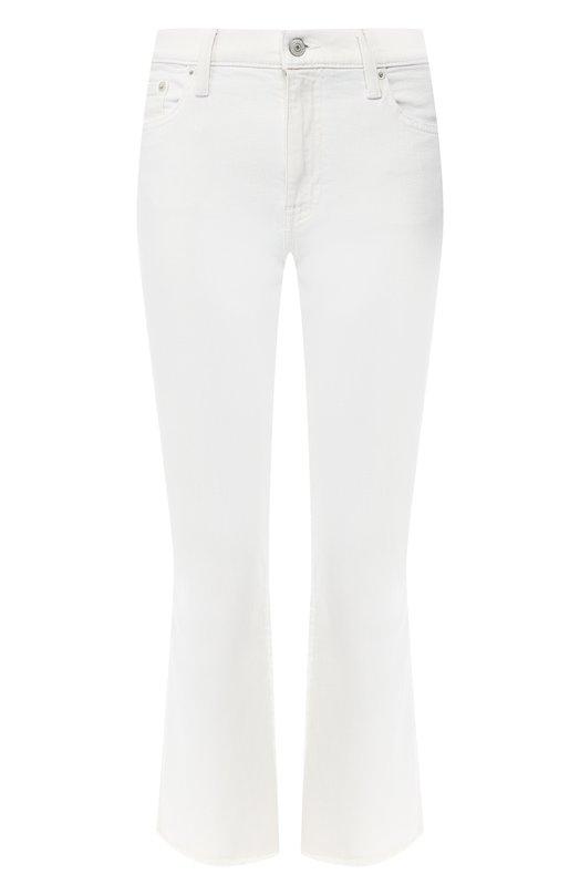 Купить Джинсы с необработанным краем Polo Ralph Lauren, 211695698, Мексика, Белый, Хлопок: 98%; Эластан: 2%;