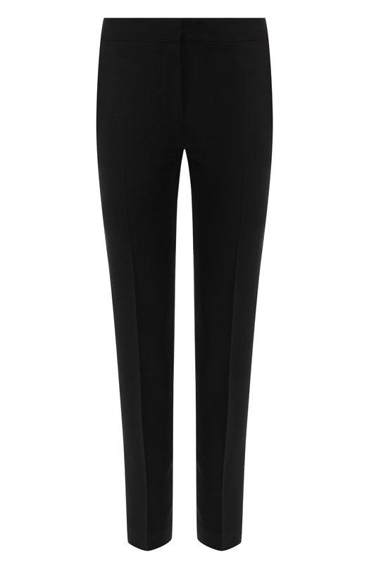 Купить Шерстяные брюки со стрелками Stella McCartney, 531844/SGB07, Венгрия, Черный, Шерсть: 100%;