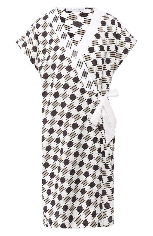 Платье с запахом Lise Charmel