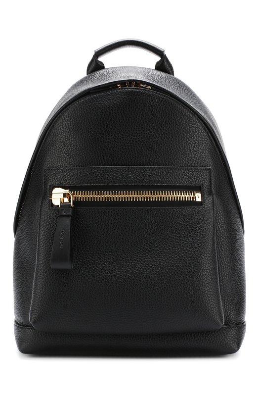 Купить Кожаный рюкзак Buckley Tom Ford, HM357T-CG8, Италия, Черный, Кожа: 100%;