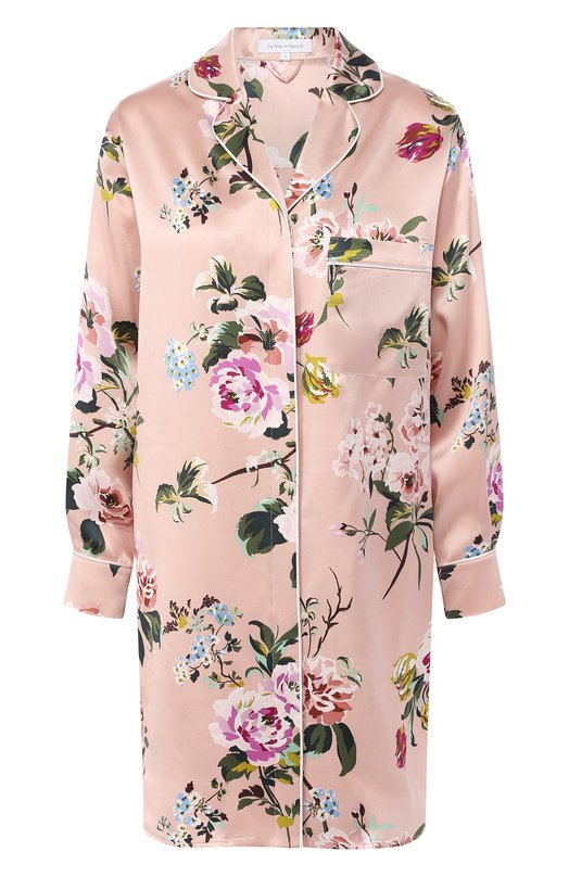 Шелковая сорочка Olivia Von Halle