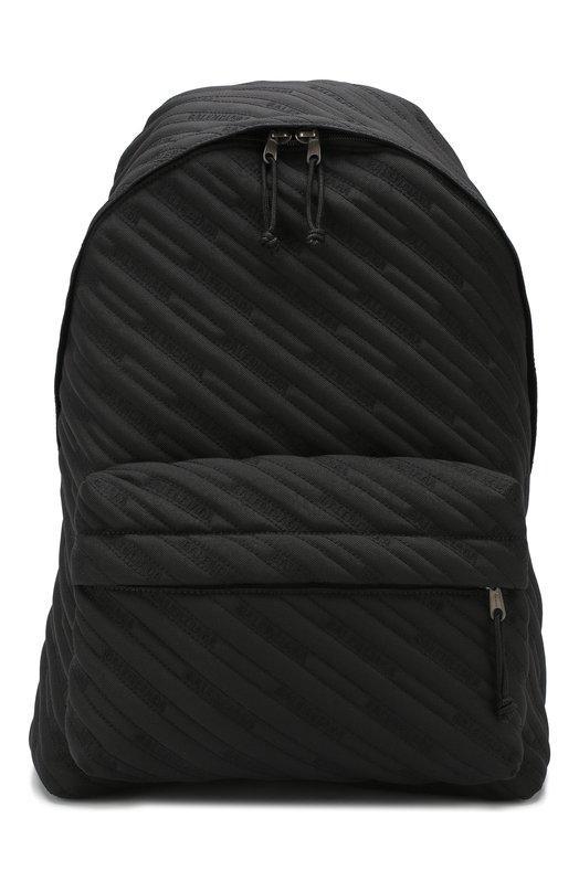 Текстильный рюкзак Explorer Balenciaga, 503221/9XZA5, Италия, Черный, Текстиль: 100%;  - купить