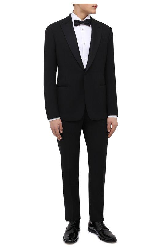 Шерстяной костюм Giorgio Armani