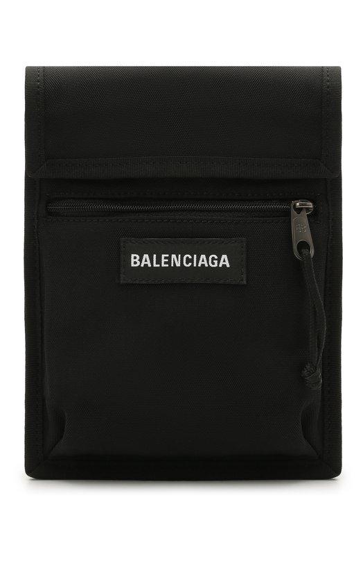 Купить Текстильная сумка Explorer Balenciaga, 532298/9TYY5, Италия, Черный, Текстиль: 100%;