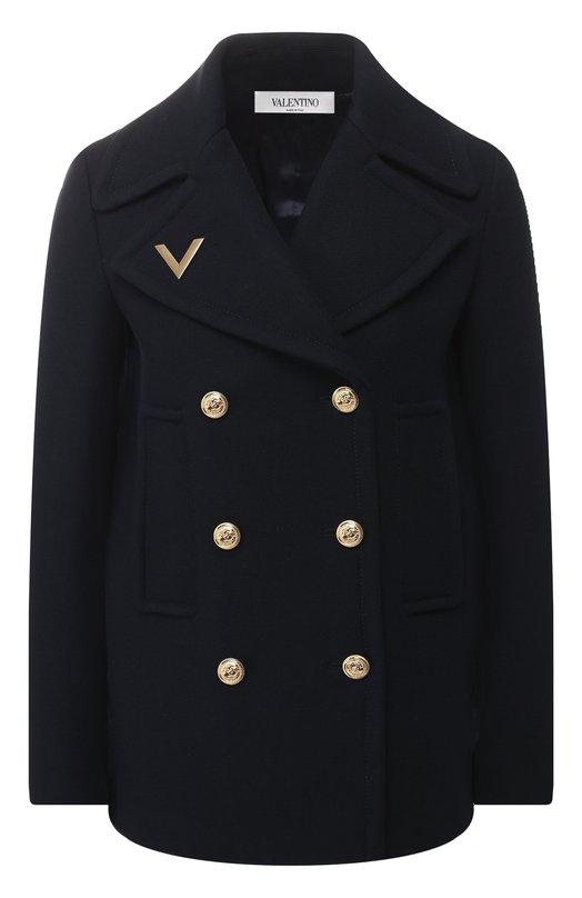 Шерстяное пальто Valentino Valentino