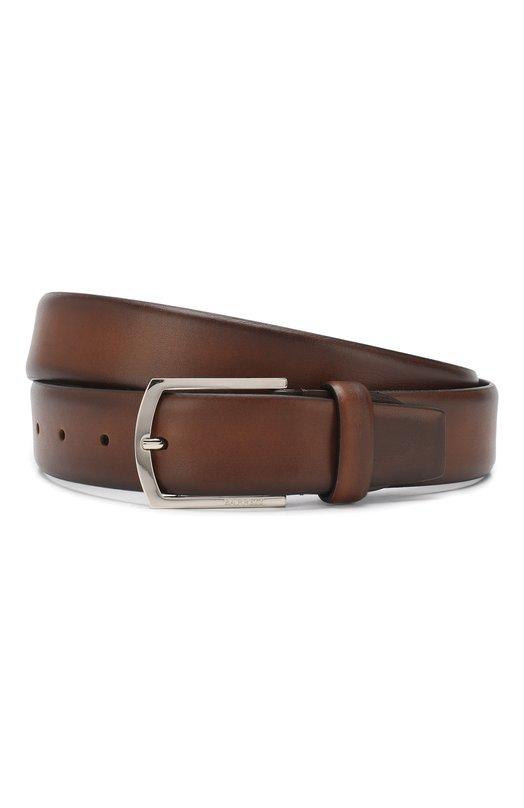 Купить Кожаный ремень Barrett, 31B336.33/C0RSAR0, Италия, Светло-коричневый, Кожа: 100%;