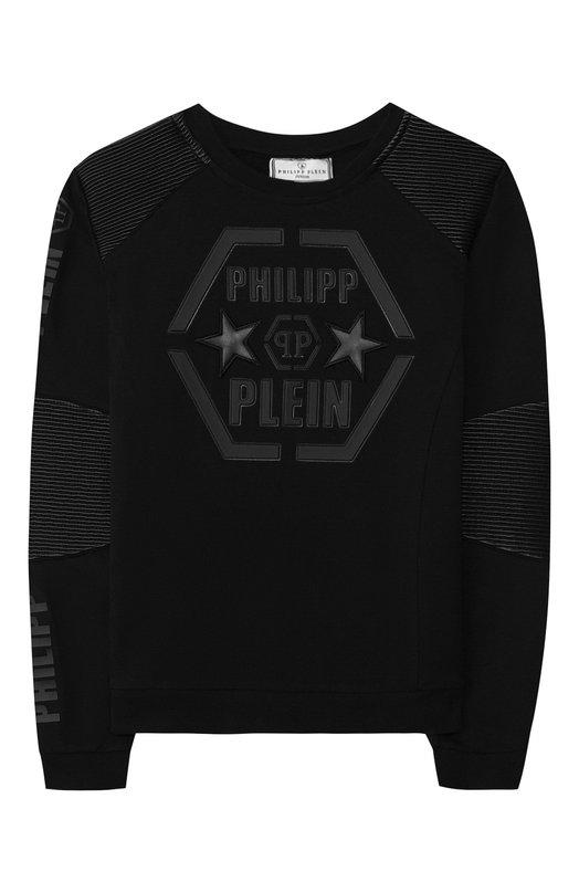 Хлопковый свитшот Philipp Plein